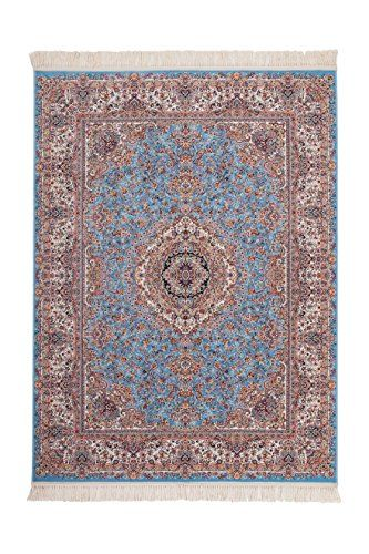 Teppich Wohnzimmer Carpet Klassisch Traditionell Design Jordan - Teppich Wohnzimmer Braun