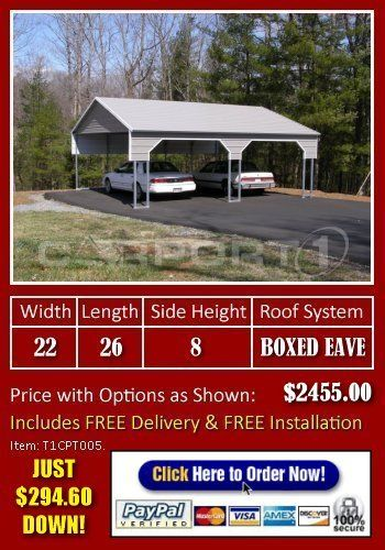 2 Car Carport Prices Carport Prices Carport Cost
