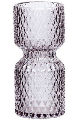 glas vase grau 15cm hoch h bsch interior alles aus glas pinterest vase glas und h bsch. Black Bedroom Furniture Sets. Home Design Ideas