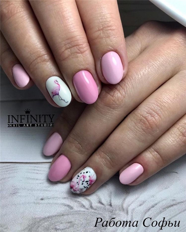 80 Latest Nail Art Trends Ideas To Try For Spring 2019 Springnails Latestnails Latest Nail Art Nails Latest Nail Designs