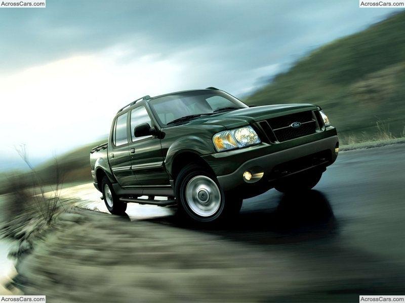 Ford Explorer Sport Trac (2003) Sport trac, Explorer