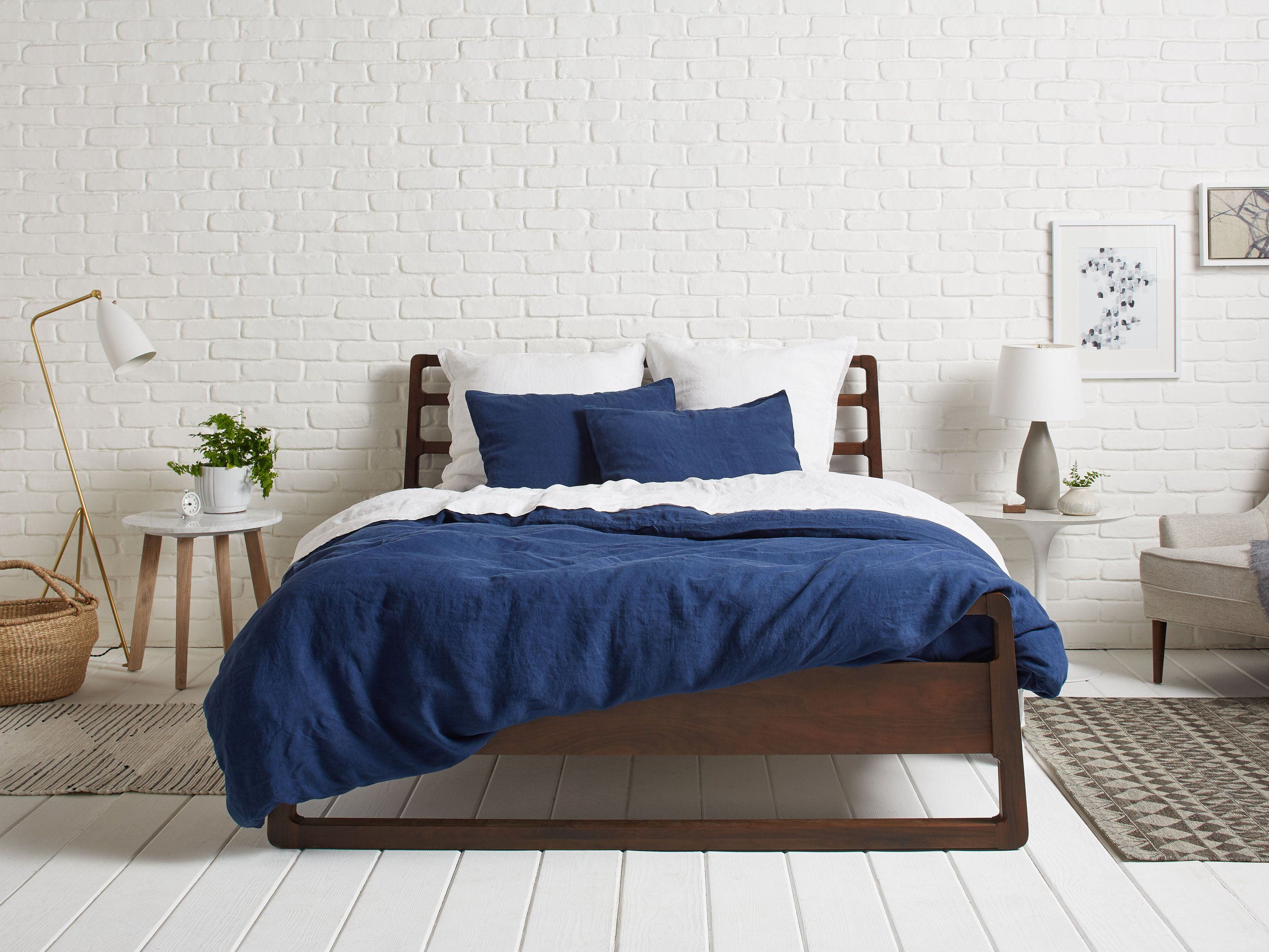 Linen Duvet Cover, for guest bed...or our bed Linen