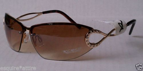c2a8cc1a6a5 ROCAWEAR women sunglasses R220 gold frame brown lenses