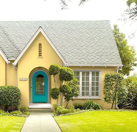 Cure the Front Door: The Paint Project That Will Change Your Home ...