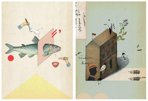 Whooli chen   the fish eater/ studenten  for magazine