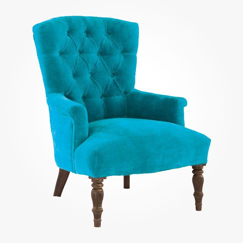 Wohnzimmer Sessel Blau Online Stuhl Und Eine Halbe Vintage