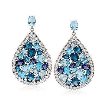 10++ Blue topaz jewelry on sale viral