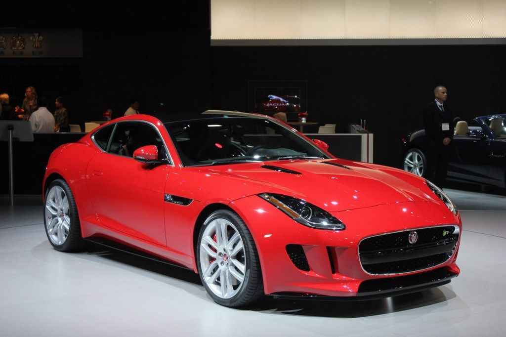 2014 Jaguar F Type R Coupe Dekstop Gallery   Http://car Logos