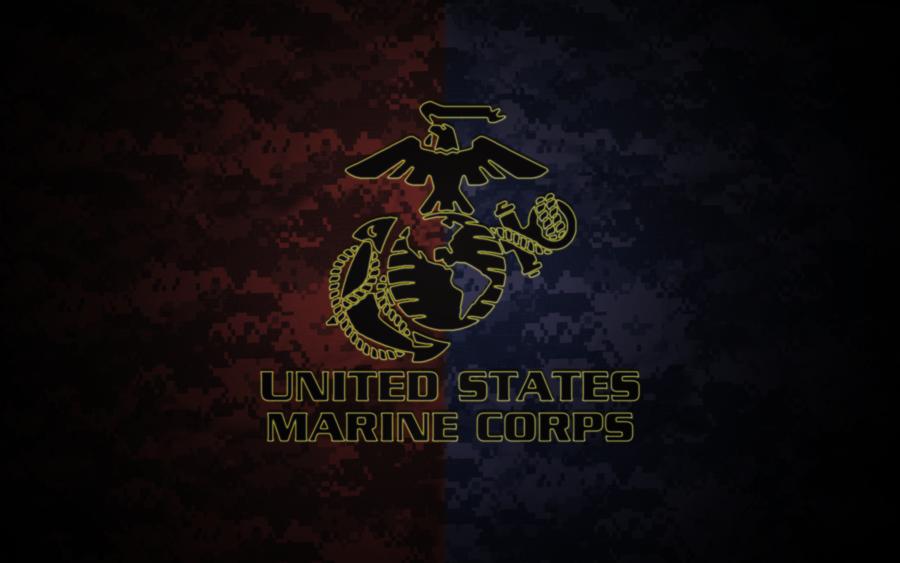 Marine Wallpaper By Elementarykills On Deviantart Usmc Wallpaper Usmc Marine