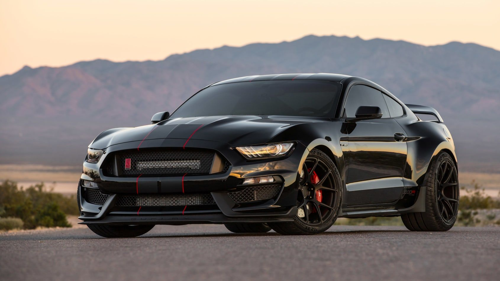 Ford Mustang Shelby Gt350 Gains 1 000hp From Twin Turbos For 39 999 Mustang Shelby Ford Mustang Shelby Mustang