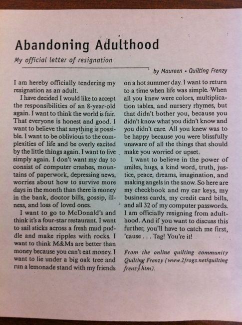 Abandoning Adulthood.