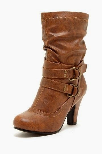 Charles Albert River Strapped Leather Bootie Fashion