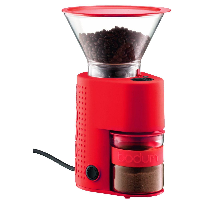Bodum Bistro Electric Coffee Grider Best coffee grinder