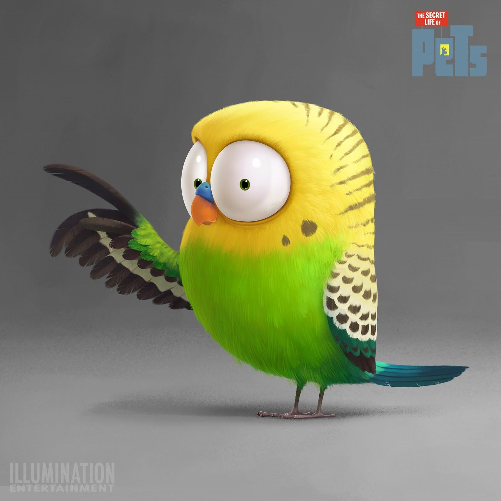 Artes Do Filme The Secret Life Of Pets Por Ludo Gavillet Thecab The Concept Art Blog Character Design Character Illustration Animal Illustration