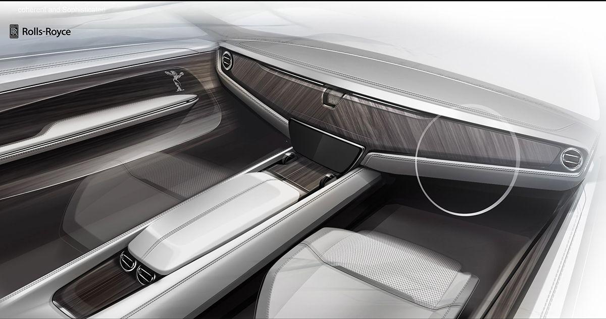 Rr World On Behance Automotive Interior Design World Cars Car