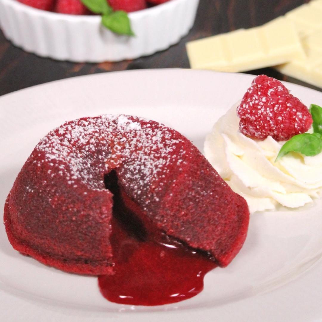 Photo of Red Velvet Lava Cake