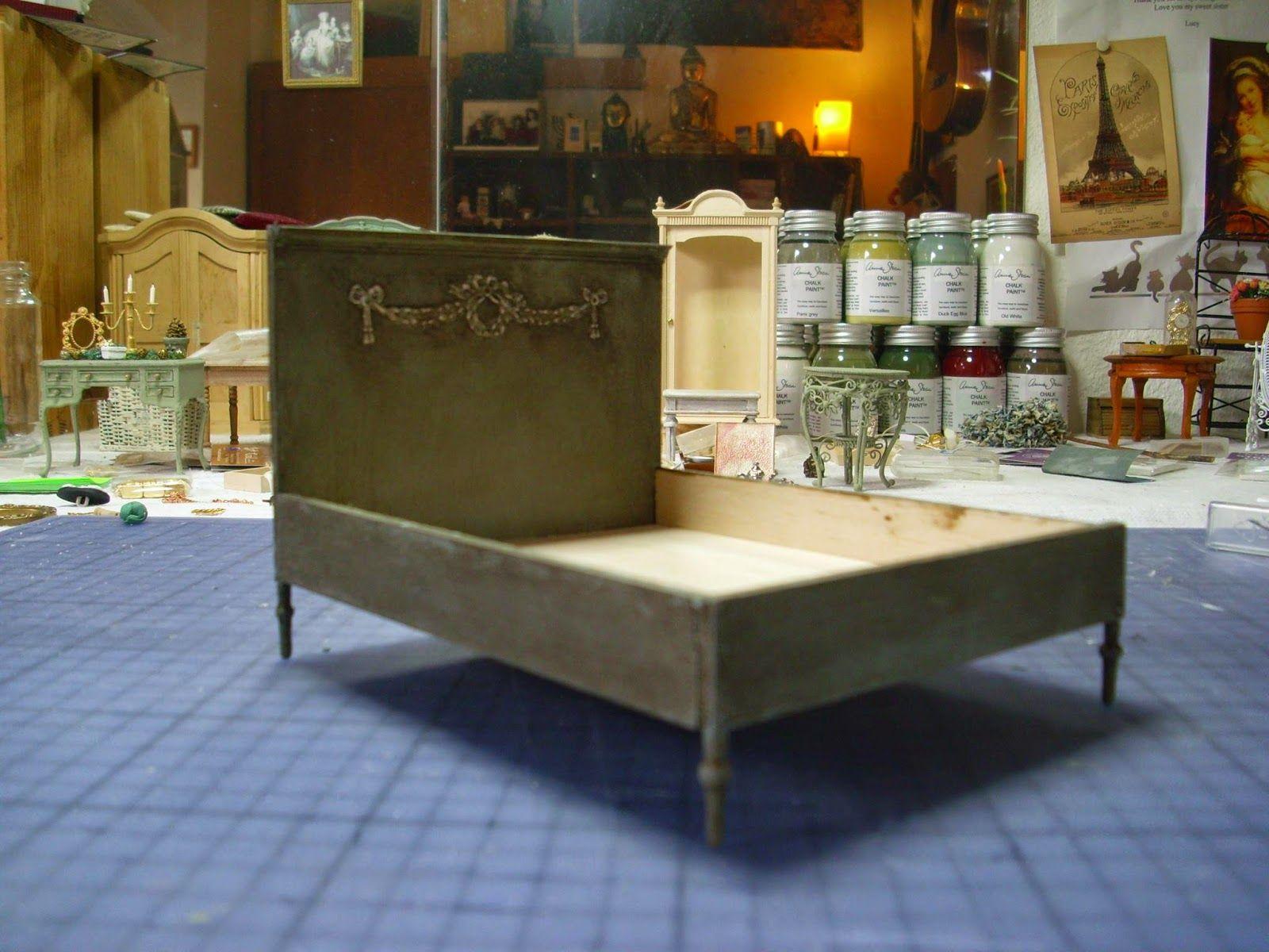 Le grand livre de la maison miniature The big book of a miniature