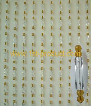 Decorative Metal Beaded Curtain Decorative Metal Beaded Curtain