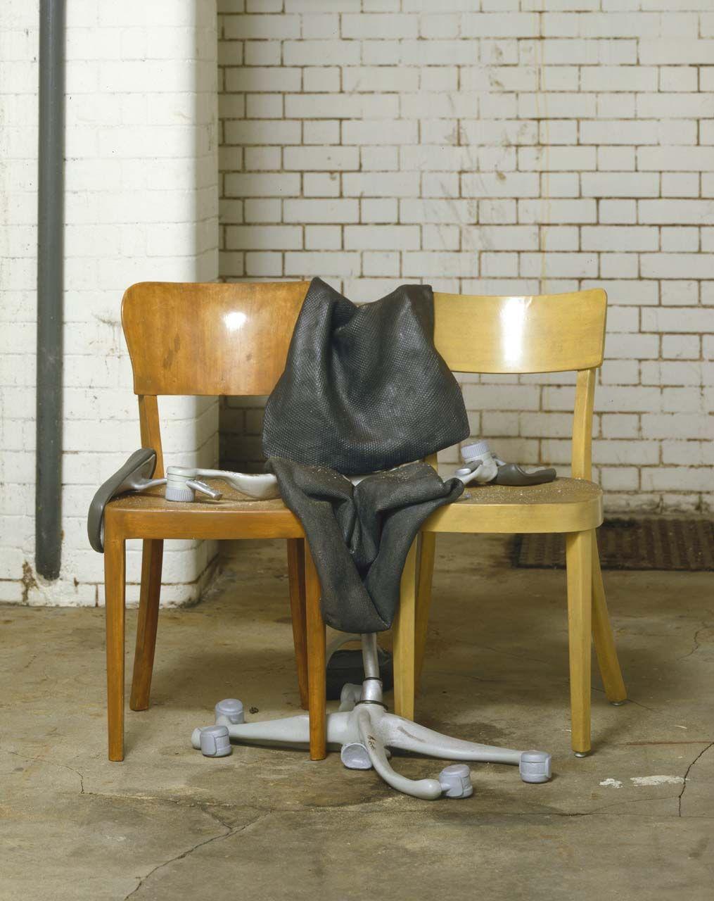 Urs Fischer Art Is An Chair Pinterest Art Object  # Muebles Fischer