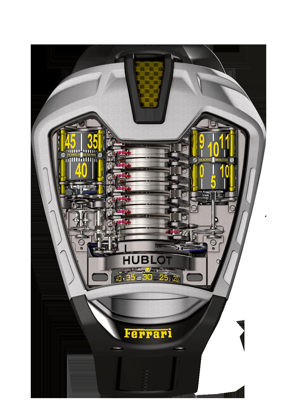 Hublot Mp 05 Laferrari Titanium Mens Timepieces Pinterest