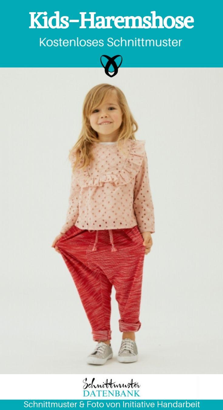 Photo of Kinder-Haremshose