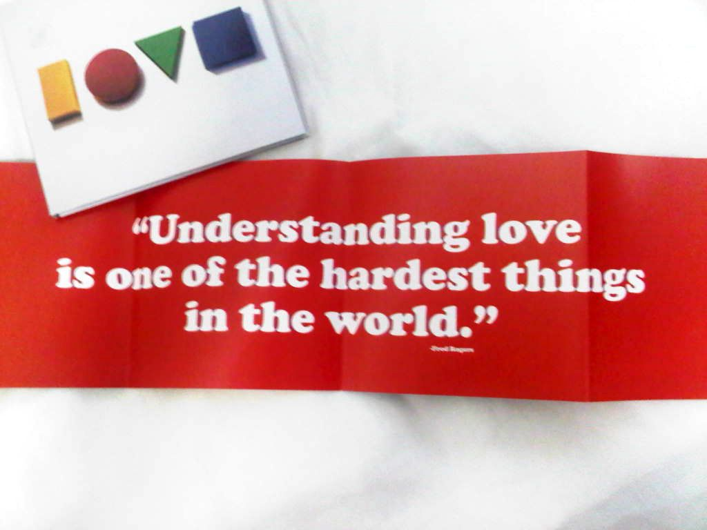 Quote Inside The Jason Mraz New Album Love Is A Four Letter Word