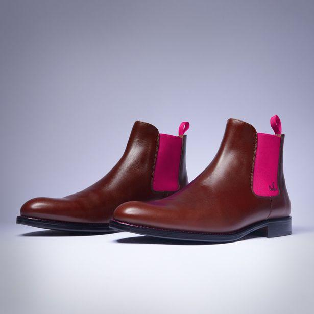 Serfan Chelsea Boot Women Brown Pink Serfan Chelsea Boots Women Brown Chelsea Boots Men Chelsea Boots Women