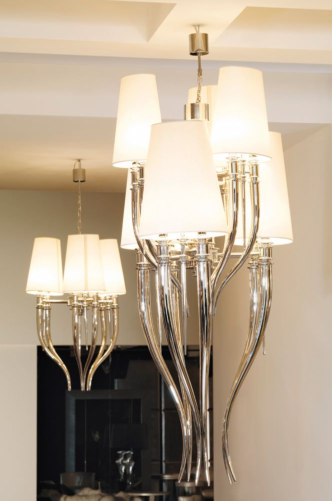Hotel chandeliers restaurant chandeliers by instyle for Hotel decor for sale