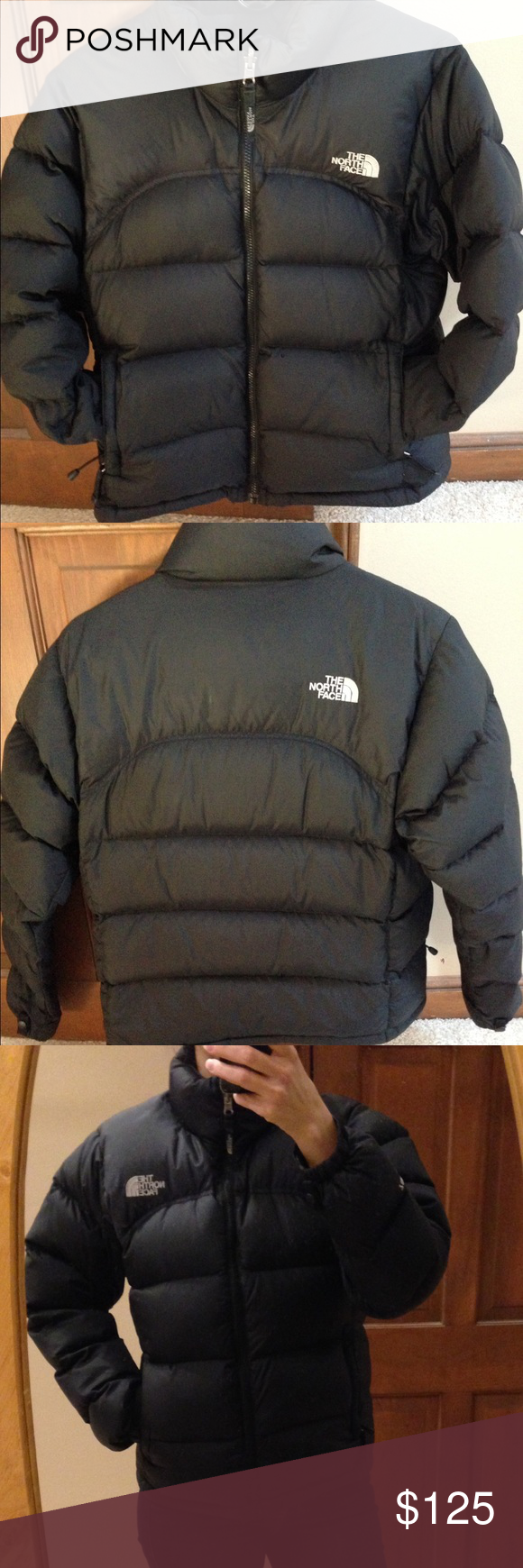 The North Face The North Face Women S Classic Black Goose Down Jacket Jacket Is Relaxed Fit Sits At The Wa North Face Jacket North Face Women Clothes Design [ 1740 x 580 Pixel ]