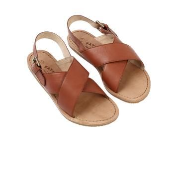ae120441a8fd Exton Cross Strap Sandals