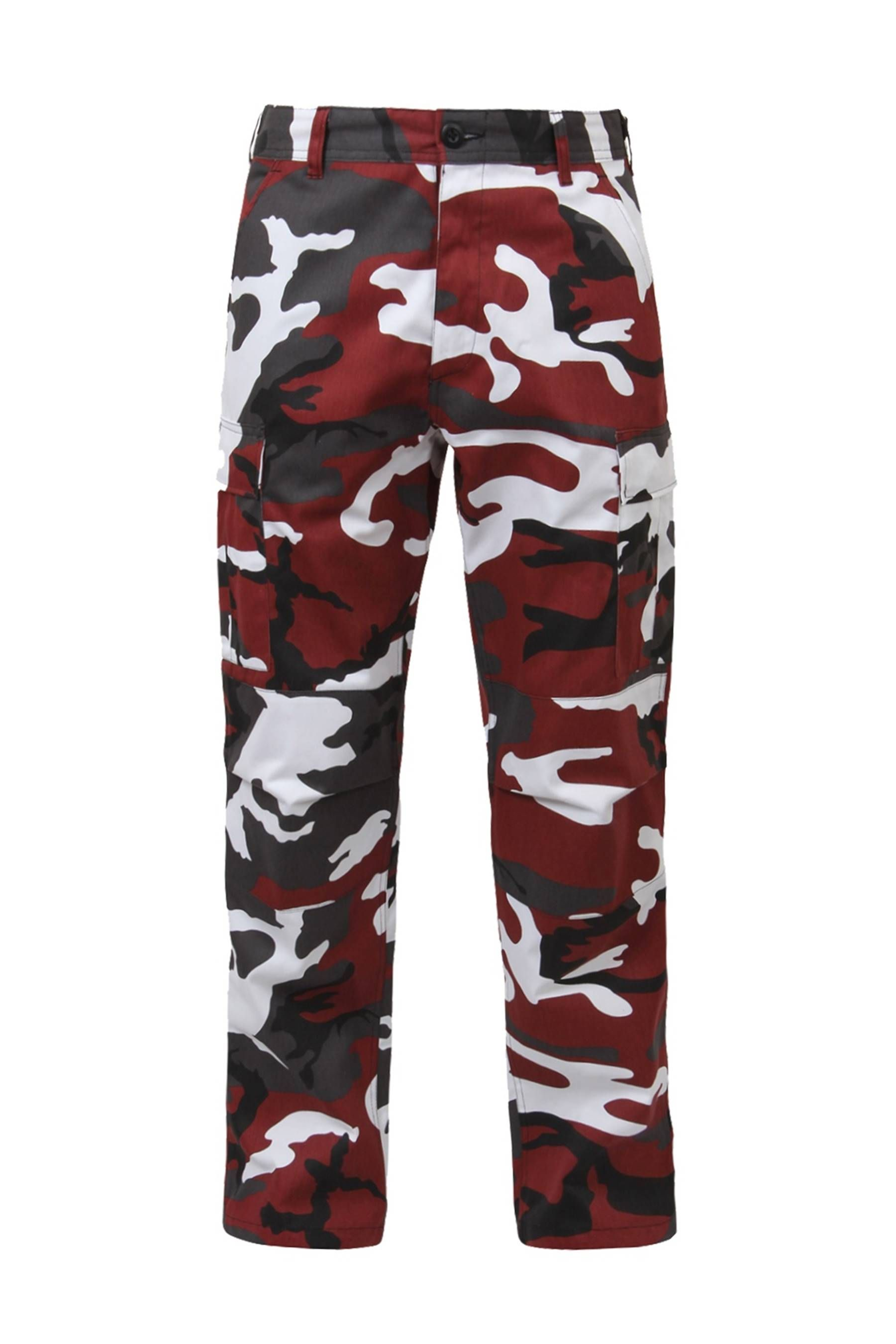 10f1a185ec3 Rothco Color Camo Tactical BDU Pant Red Camo