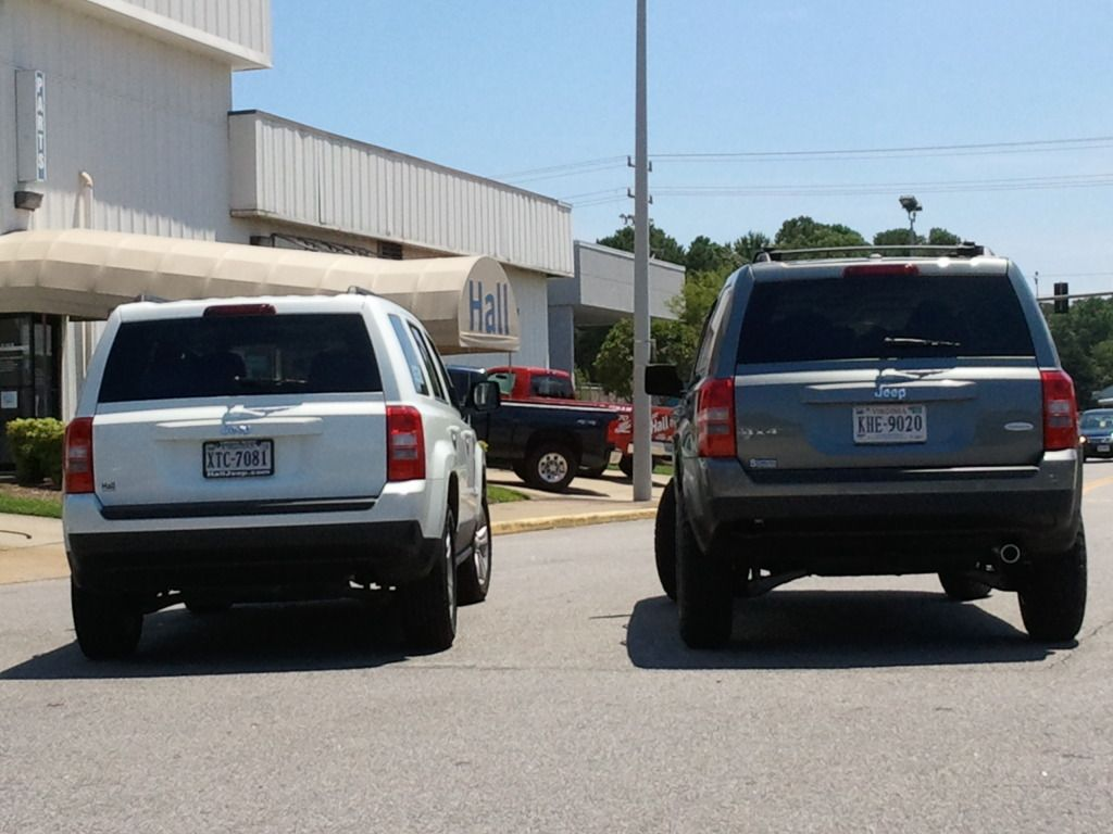 best 25+ jeep patriot lifted ideas on pinterest   jeep patriot