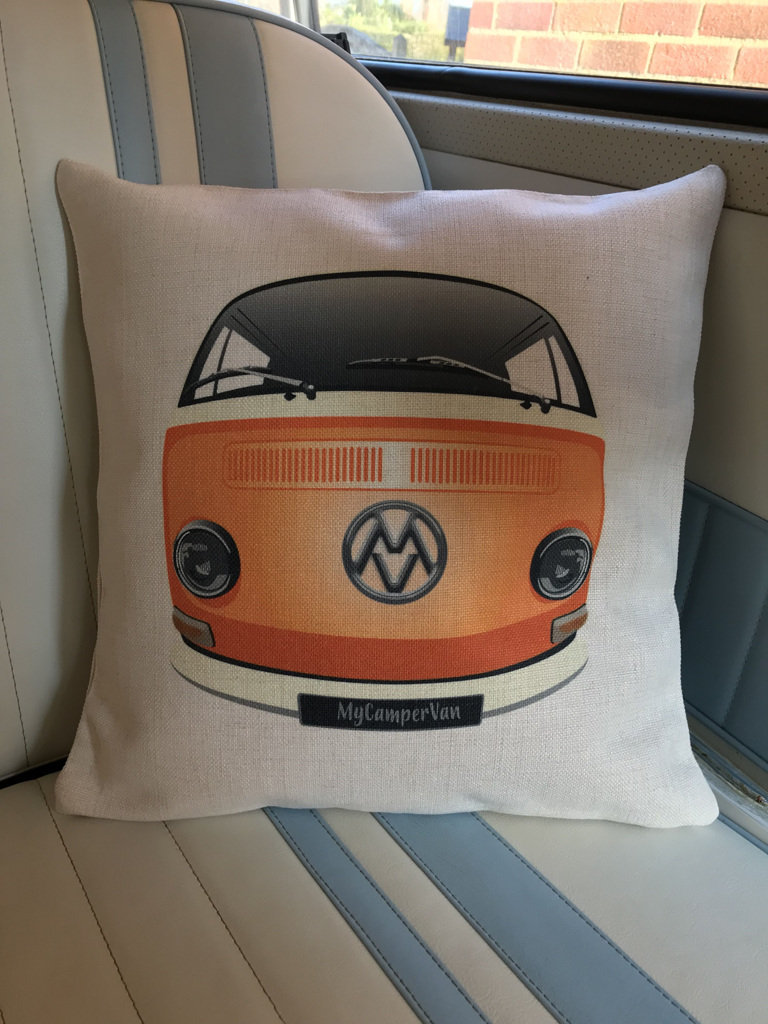Brighten Up Your Camper Van Interior With This Fun Early Bay