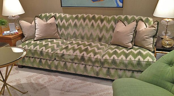 Textile Tuesday Aerin Lee Jofa Watersedge By Taupe Sofa Living Room Redo