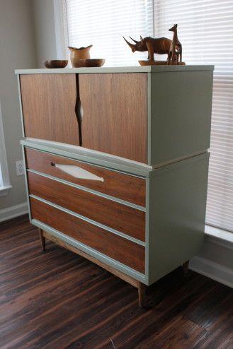 Best Mid – Century Dresser Green By Cwhite04 Mid Century 640 x 480
