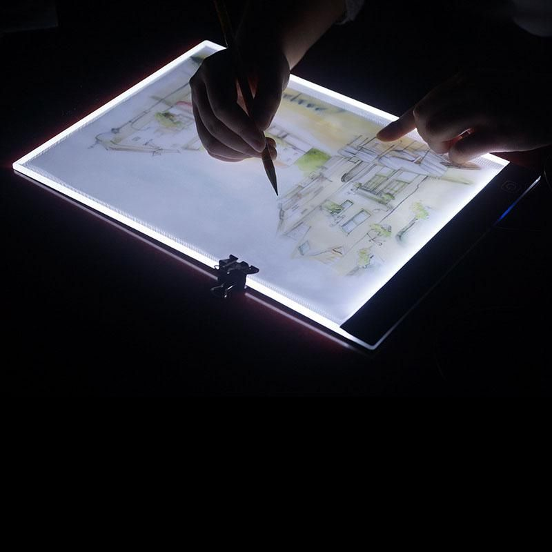 Led Light Drawing Board Ultra A4 Light Box Drawing Tablet Tracing