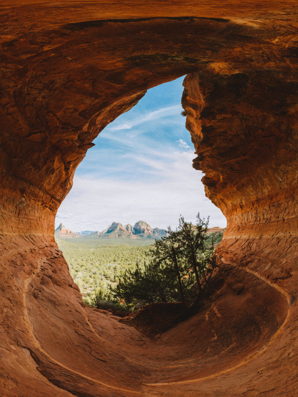 the birthing cave sedona
