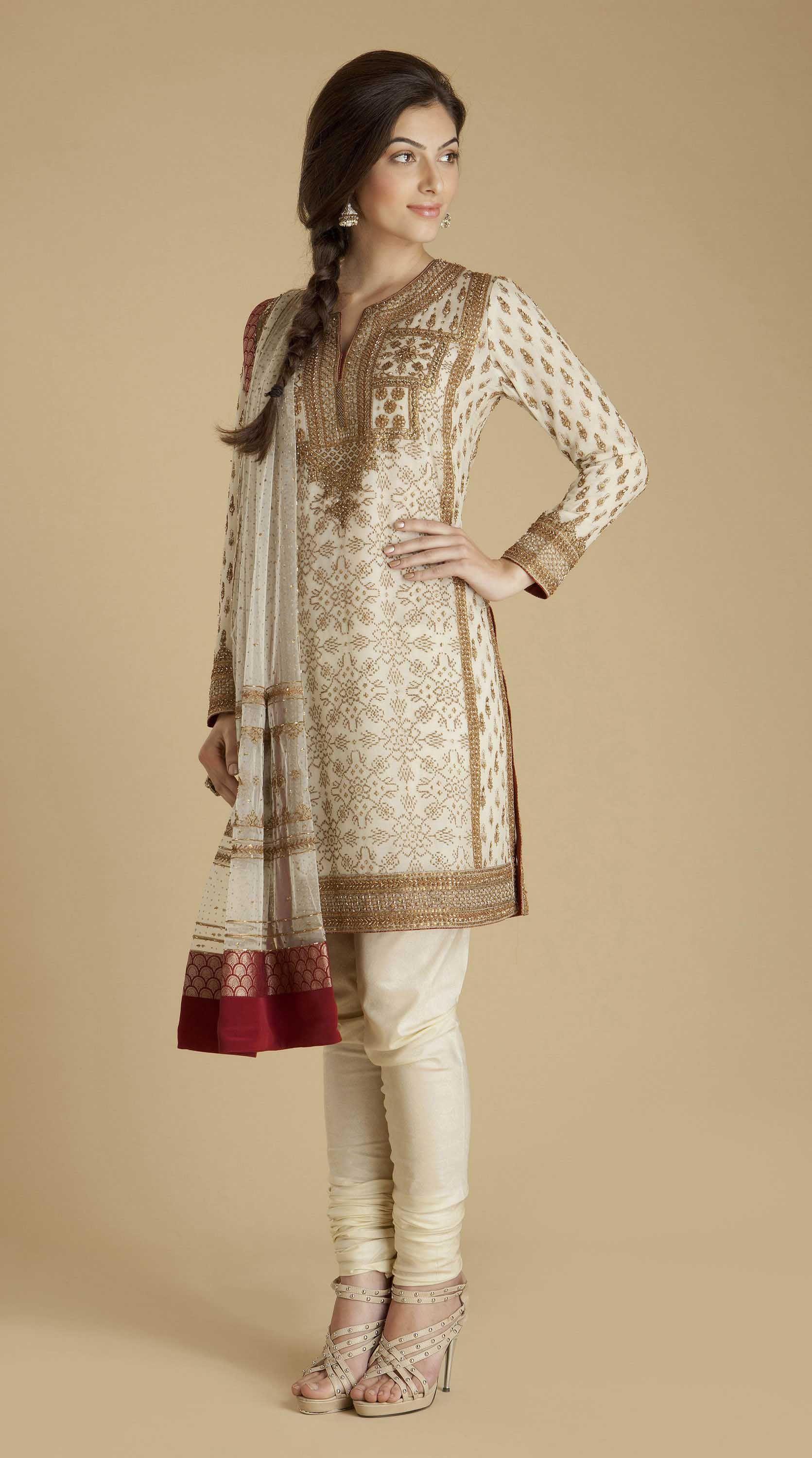ec0ee4f07 Ritu Kumar - Couture Rani Vestido Árabe