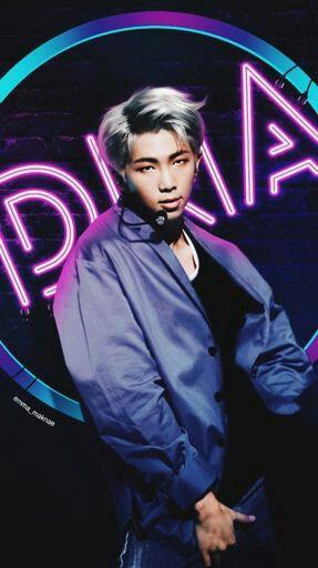BTS- Namjoon