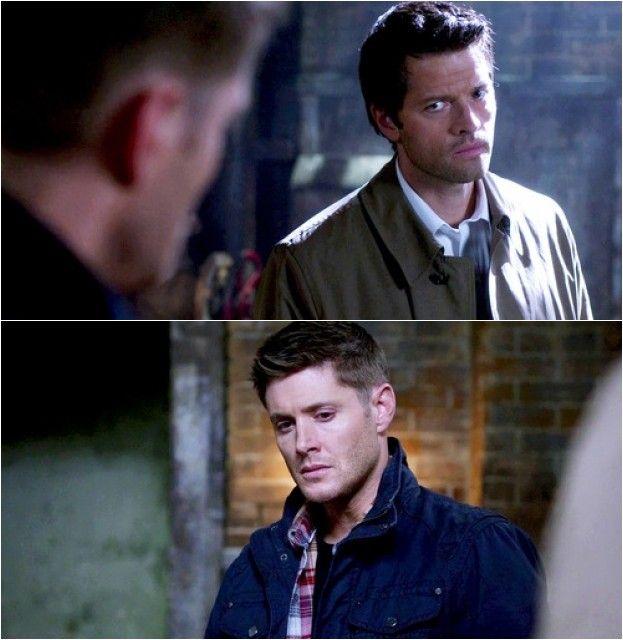 "Dean's guilt 9x10 ""Road trip"" #Supernatural"
