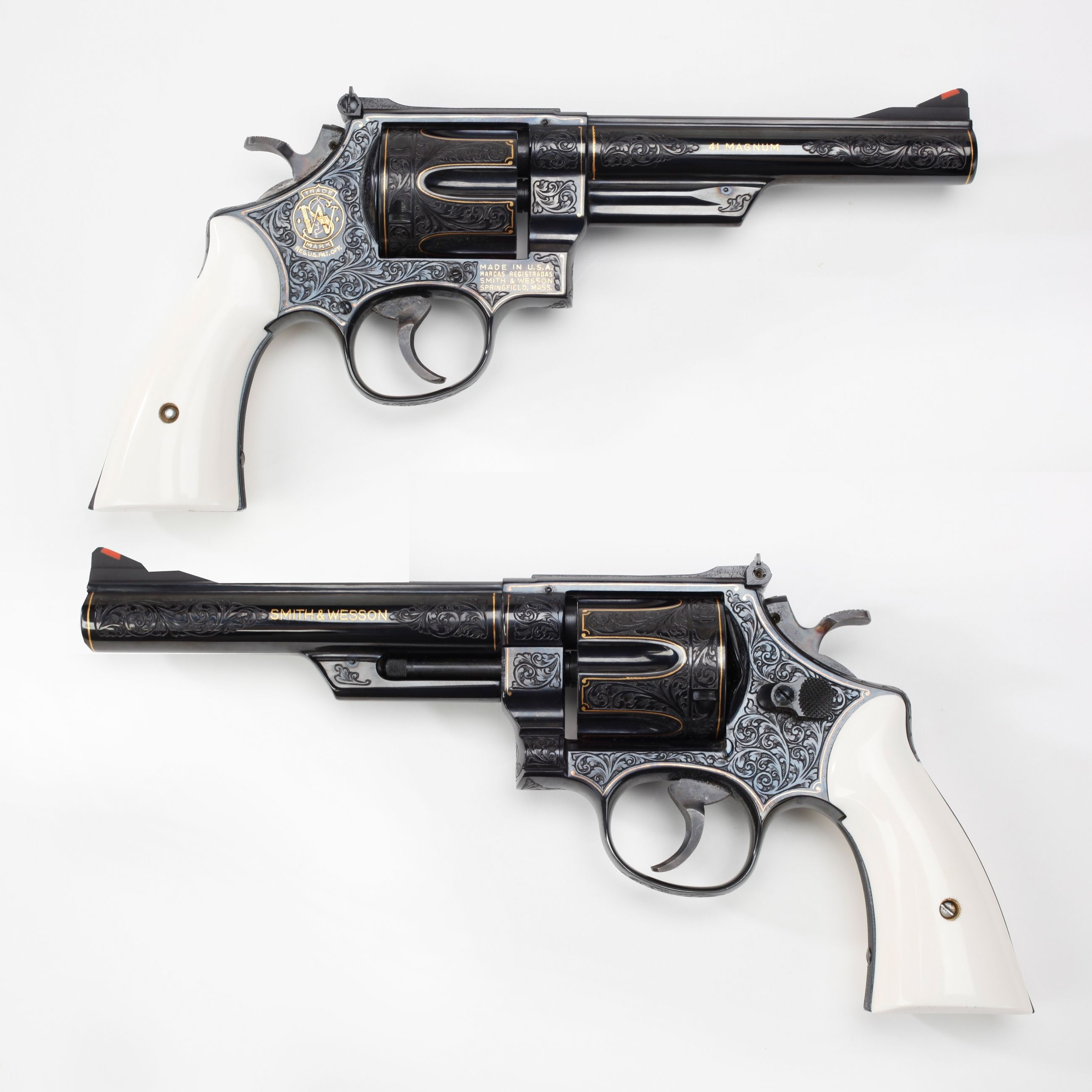 Smith & Wesson Model 57 - June of 1964 marked the introduction of ...