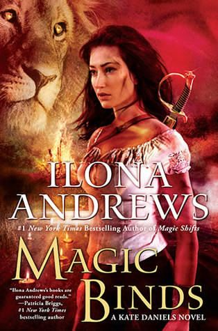 Epub Magic Binds By Ilona Andrews Download Livres D