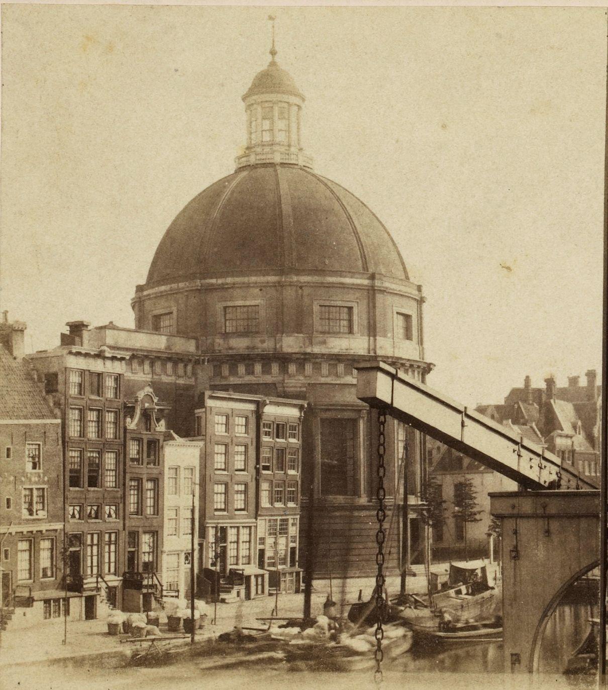 The Ronde Lutherse Kerk or Koepelkerk