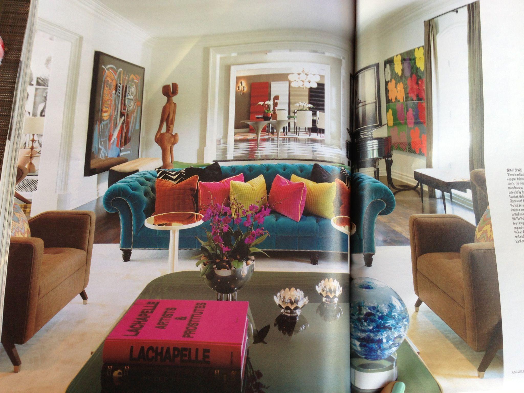 Interior designer kristin tutor eberts house