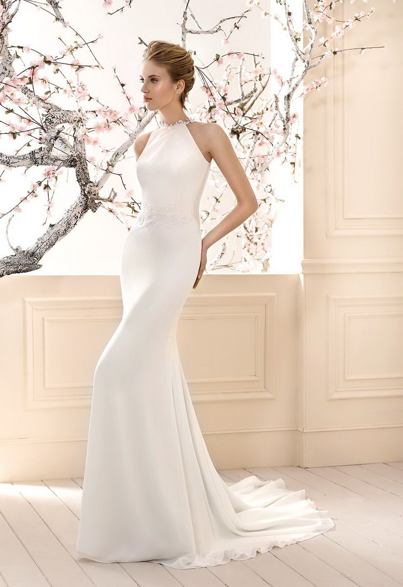 Cabotine Bridal Gown Style - Begur | Beautiful | Pinterest | Bridal ...