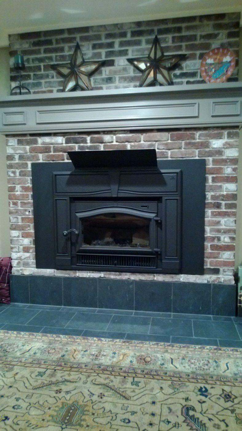 Mantle Heat Shield Wood Stove Wall Heat Shield Fireplace Heat