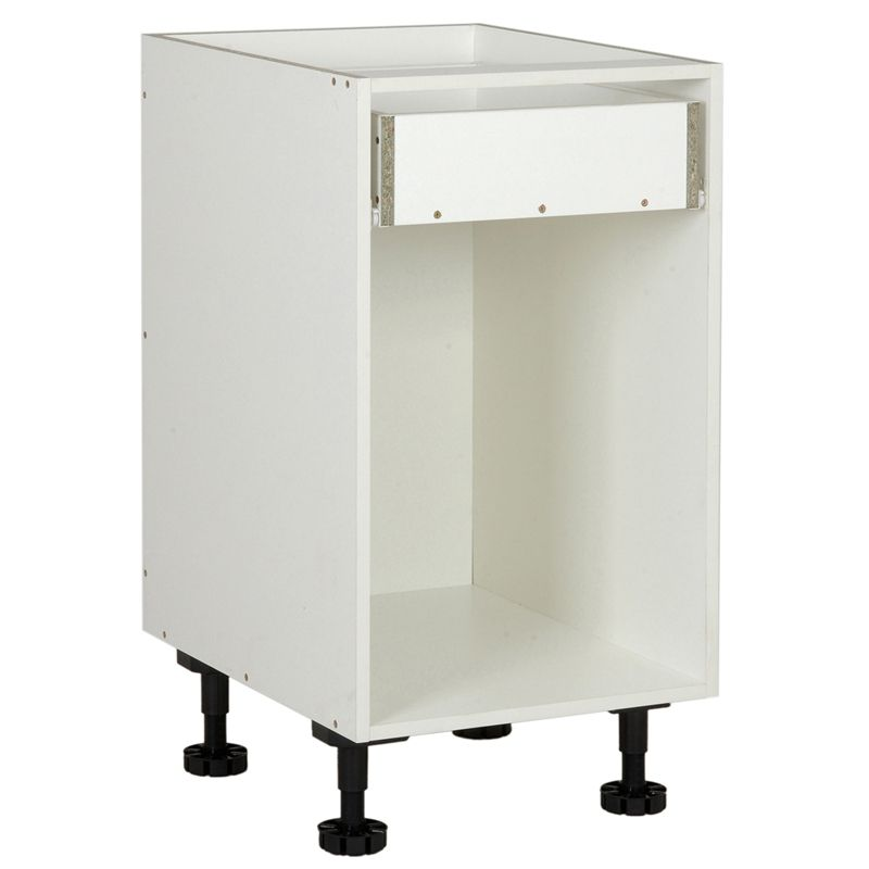 find kaboodle 450mm 1 door 1 drawer base cabinet at bunnings warehouse visit your local store on kaboodle kitchen bunnings drawers id=64228