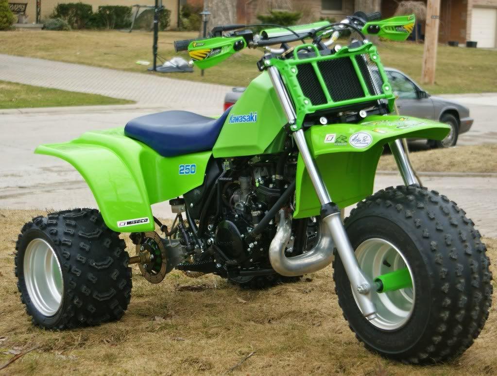 1985 Kawasaki Kxt 250 Tecate Dirtbikes Kawasaki Dirt Bikes Atv