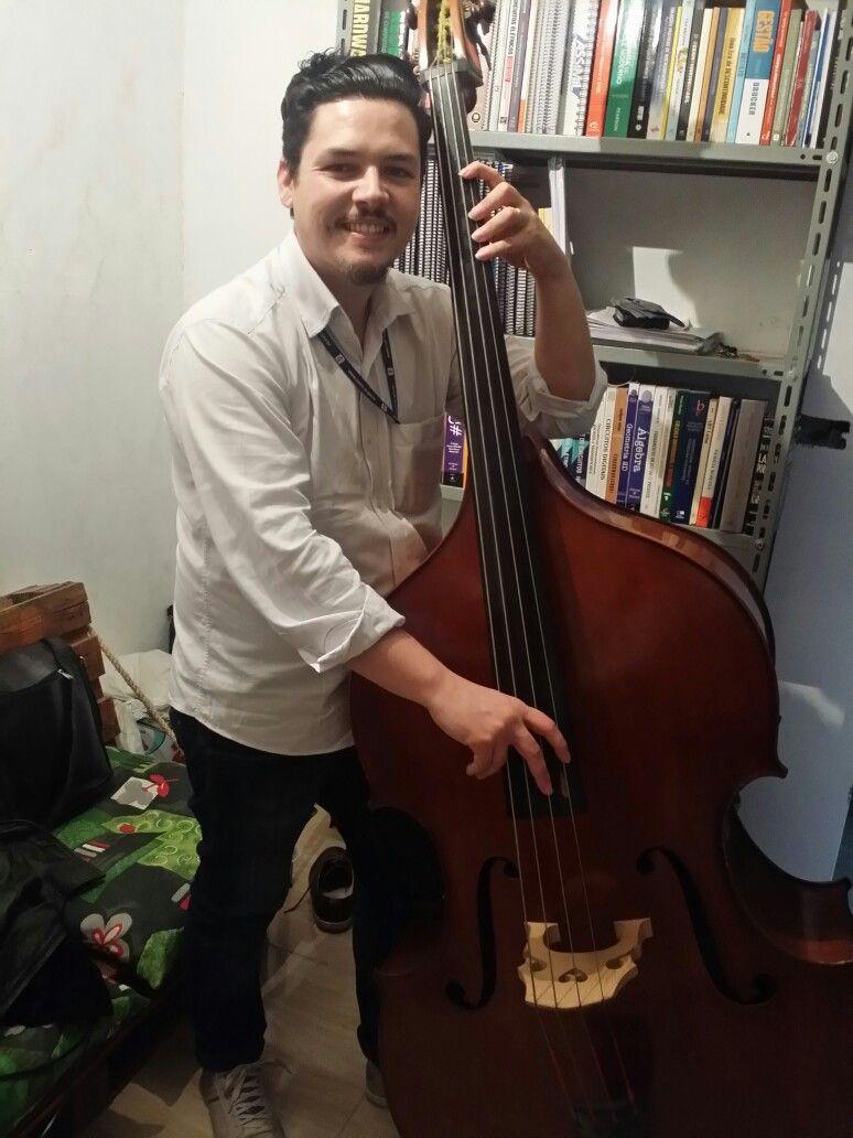 Só pra descontrair Double bass, Bass, Violin