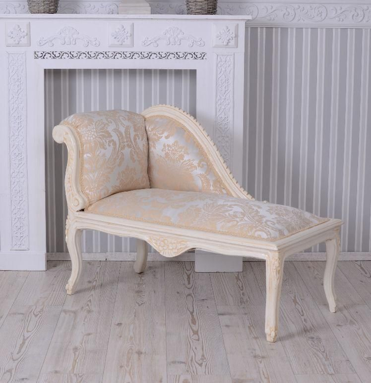 meridienne canape style louis xv baroque rococo en bois. Black Bedroom Furniture Sets. Home Design Ideas
